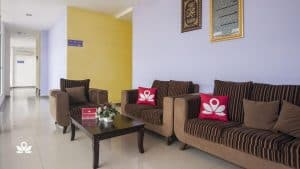 ZEN Rooms Basic Senyum Inn