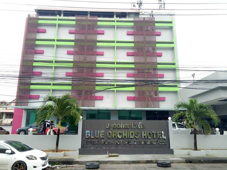 Blue Orchids Hotel