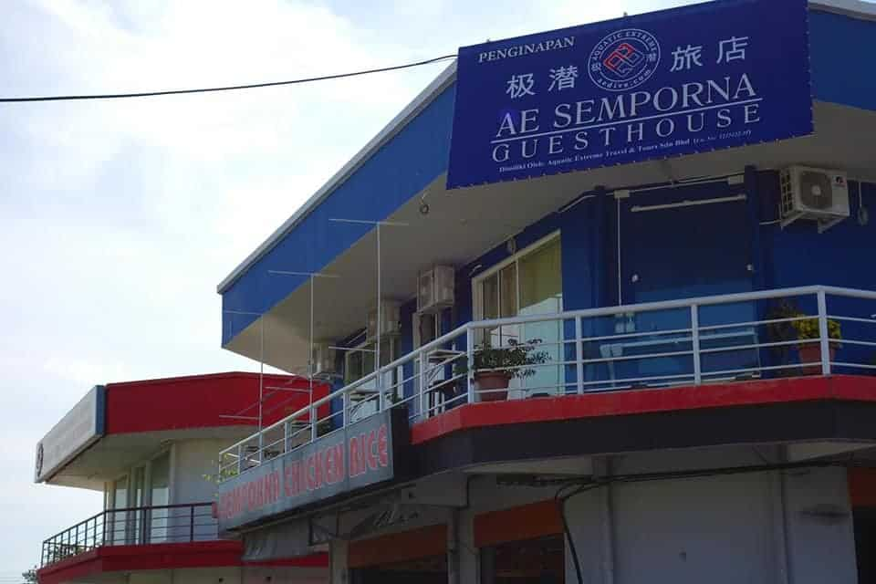 AE Semporna Guesthouse